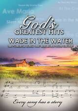 God's Greatest Hits: Wade in the Water (DVD, 2014) NEW FREE SHIPPING