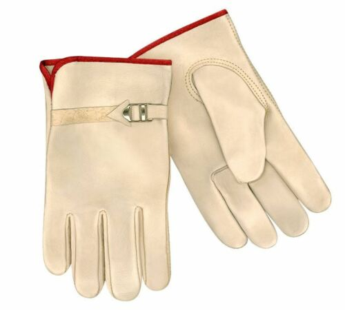 Steiner B280M Drivers Gloves  Grain Cowhide Unlined NEW size Small