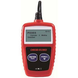 MS309/OBD2 OBDII Scanner Code Reader DiagnosticTest<wbr/>er Car Diagnostic Tool supply