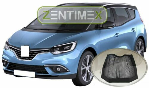 velcro-Organizer para Renault Grand Scenic Experience 4 van automatizadas Alfombrilla de Tina