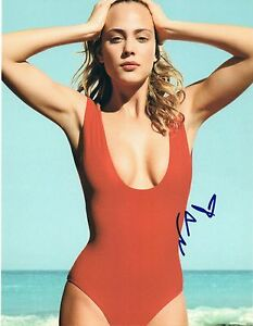 Nora-Arnezeder-Signed-Autographed-8x10-Photo-Sexy-French-Actress-COA-VD