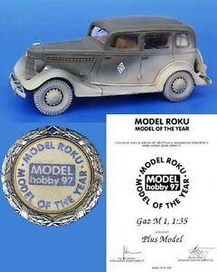 Kit Complet Modèle Plus Gas M1 Wwii Scala 1:35 Cod.pl029