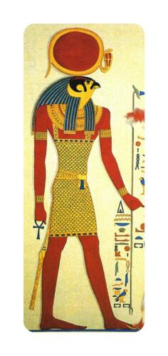 Sticker decal ancient egypt  egyptian macbook ra re god sun radiance papyrus