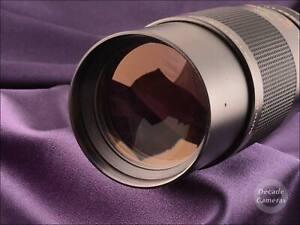 M42 Universal Mount Chinon 75-205mm Super Fast Aperture f3.5 - Mint - 8765