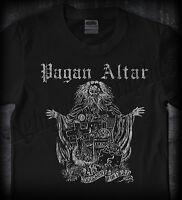 Pagan Altar 04 Judgement Of The Dead •official Shirt• (black Sabbath Pentagram)