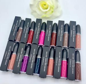 Mac HIGH DRAMA Liquid Lipstick New Boxed