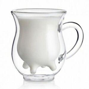 THERMO-COCKTAIL-LATTE-MACCHIATO-GLASER-DOPPELWANDIG-THERMO-GLAS-BECHER-TEA-TASSE