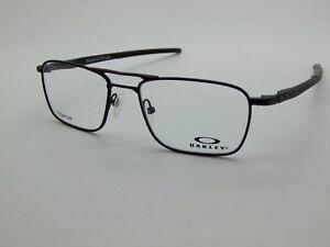 d9b7500506 New OAKLEY GAUGE 5.2 TRUSS OX5127-0153 Matte Black Titanium 53mm Rx ...