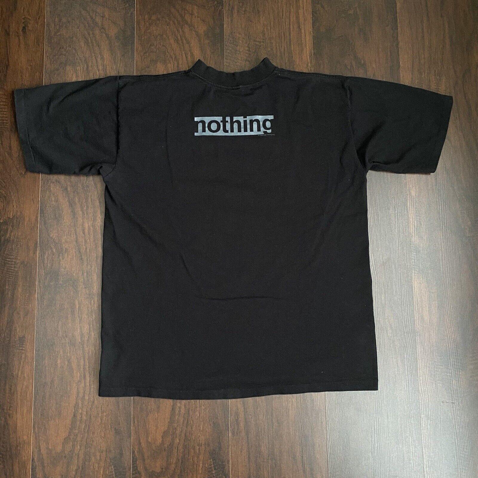 Vintage Nine Inch Nails Ninetynine T-Shirt XL The… - image 2