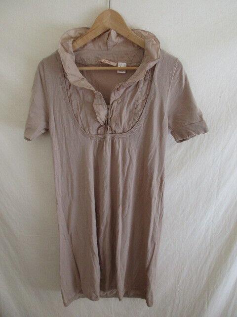 Kleid BEL AIR brown Größe 42 à - 66%