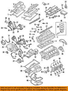 bmw oem 07 10 x5 engine cylinder head 11121557132 ebay rh ebay com Engine Compartment Diagram Engine Compartment Diagram