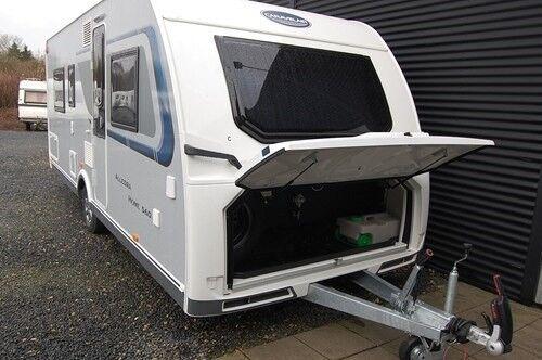 Caravelair ALLEGRA HOME 560, 2018, kg egenvægt 1390