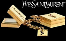 100%AUTHENTIC Ltd Edition YSL COUTURE ELLE Perfum & Lipstick ACCESSORY BAG CHARM