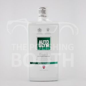 Autoglym-Carrosserie-Shampoing-Apres-shampoing-500ml-Voiture-Laver-Tout-Neuf