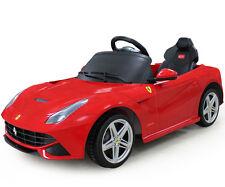 12V Ferrari Kids Ride On Car W/  RC Remote Control Red F12 Berlinetta