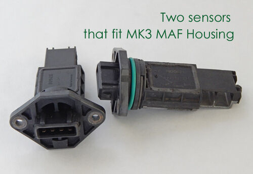 3.25 OD MAF Mass Air Flow Housing Air Straightener for VW MK3 GTI Jetta BMW