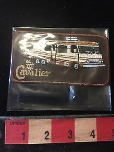 CAVALIER RV Recreational Vehicle Camper Patch Motorhome Travelers C75H