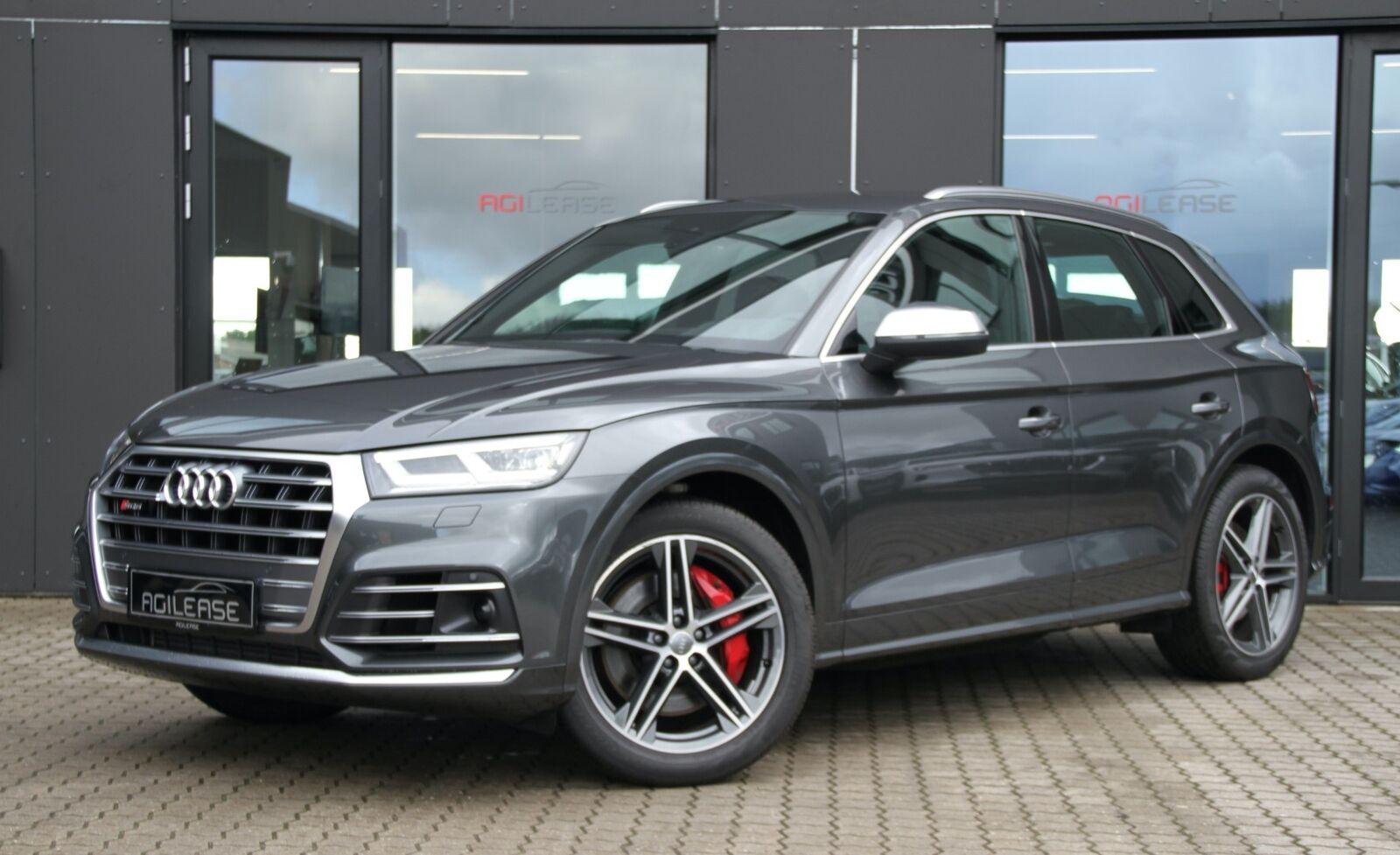 Audi SQ5 3,0 TDi quattro Tiptr. 5d - 9.900 kr.