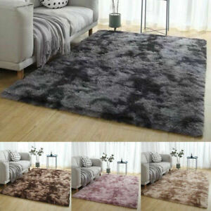 Shaggy-Fluffy-Rugs-Anti-Skid-Area-Dining-Room-Carpet-Home-Bedroom-Floor-Soft-Mat