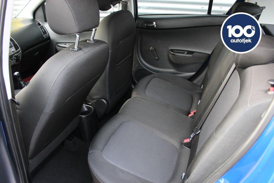 Hyundai i20 1,25 Classic XTR Benzin modelår 2013 km 116000