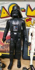 Large-Vintage-STAR-WARS-Movie-Darth-Vader-Figure-Toy-see-photos