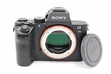 Sony Alpha a7 II 24.3MP Digital Mirrorless Camera - Black (Body Only)
