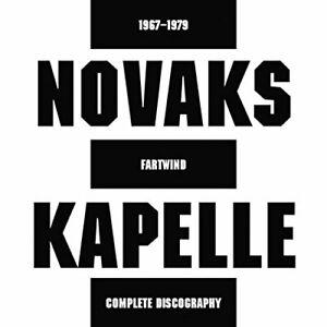 NOVAKS-KAPELLE-FARTWIND-COMPLETE-DISCOGRAPHY-2-CD-NEUF