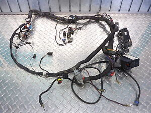 06 victory vegas 8 ball main engine wiring harness motor wire loom Bushtec Wiring Harness image is loading 06 victory vegas 8 ball main engine wiring
