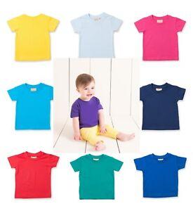 b80add680 Larkwood Baby/Toddler T-Shirt - 100% cotton - Baby/Toddler wear | eBay