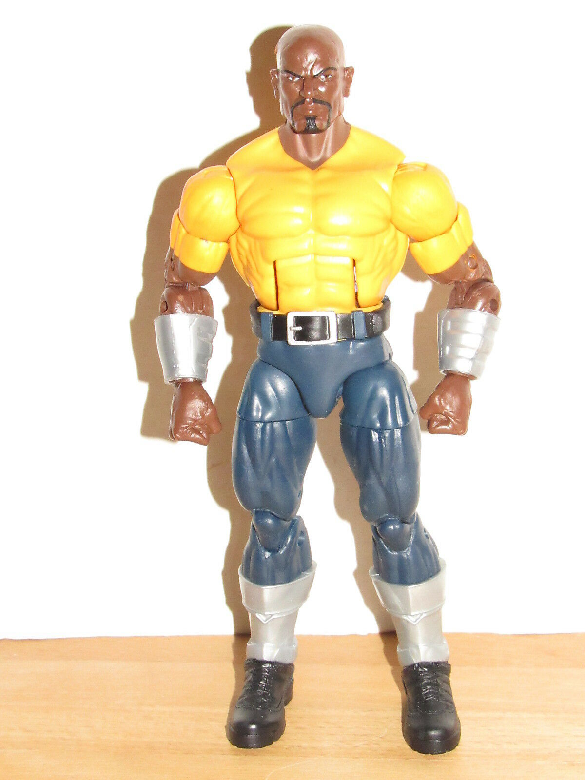 Marvel Legends Defenders Exclusive Luke Cage Power Man Loose Complete avengers