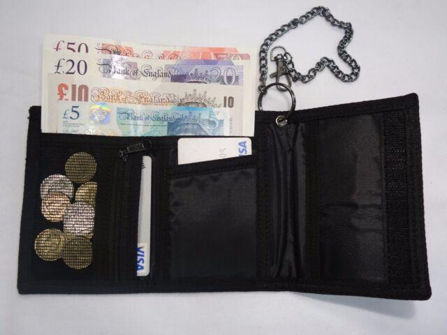 factory fashionable patterns best online Lorenz Boys Mens Wallet With Belt Clip Chain Money Coin Pouch Purse