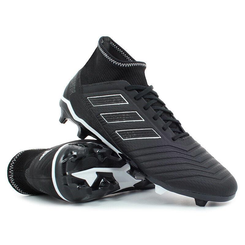 Scarpe da calcio uomo Adidas ProssoATOR 18.3 FG DB2000 nero