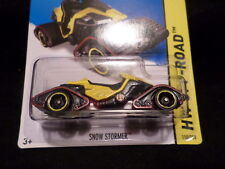 HW HOT WHEELS 2015 HW OFF-ROAD #110/250 SNOW STORMER HOTWHEELS YELLOW VHTF