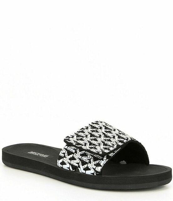 MK Slides Sandals
