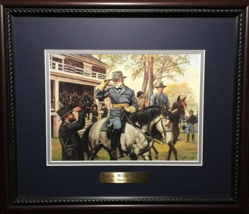 Peace With Honor by DON STIVERS  Framed Open Edition