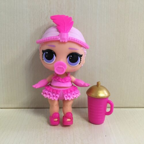 LOL Surprise Series 3 Big Sister Doll Showbaby 3-008 Confetti Pop Girl's Gift