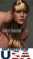 1/6 Gwyneth Paltrow PEPPER POTTS Head Sculpt For Hot Toys Phicen - U.S.A. SELLER