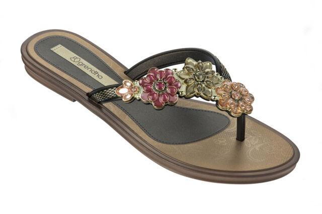 3a03022c2ee1c Grendha Women s JEWEL Fuschia Sandals UK 8 EU 41 for sale online