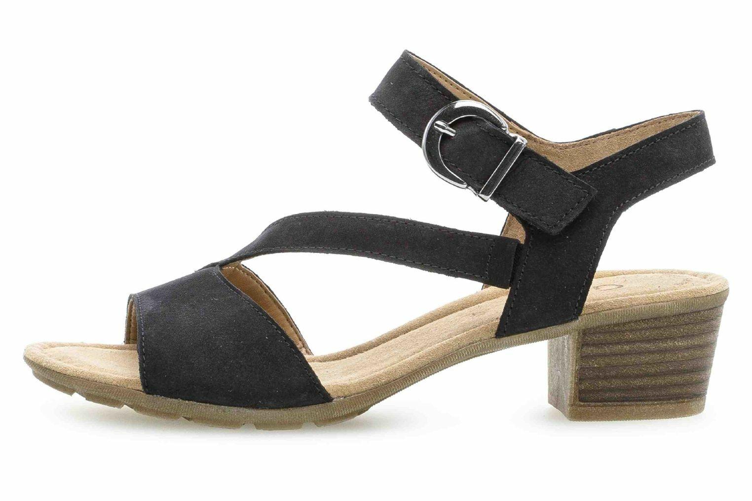 Gabor Informal Sandalias en Tallas Especiales Azul 24.564.16 Talla Zapatos Mujer