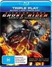 Ghost Rider 2 (Blu-ray, 2012, 3-Disc Set)