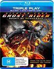 Ghost Rider 2 (Blu-ray, 2012, 3-Disc Set)