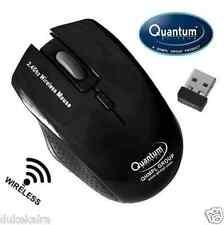 Wireless mouse Max 1600 DPI Range 10 Meters for Mac, PCs - Quantum QHM253WJ