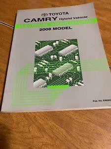 Toyota Camry Repair Manual Electrical Wiring Diagram 2008 ...