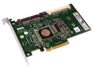 Details about Dell PERC 6/iR SAS/SATA RAID Controller (JW063)