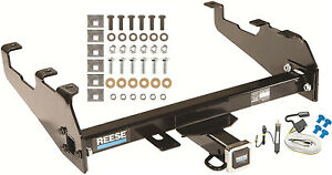 Reese Trailer Hitch Wiring Harness | 1963 1966 Gmc 3000 3500 Trailer Hitch W Wiring Kit Reese Class Iii