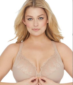 GLAMORISE-CAFE-ELEGANCE-FRONT-CLOSE-WONDERWIRE-BRA-SIZE-US-34G-NWOT