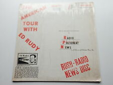 THE BEATLES  ORIG 1964 USA LP THE AMERICAN TOUR WITH ED RUDY  RADIO PULSEBEAT