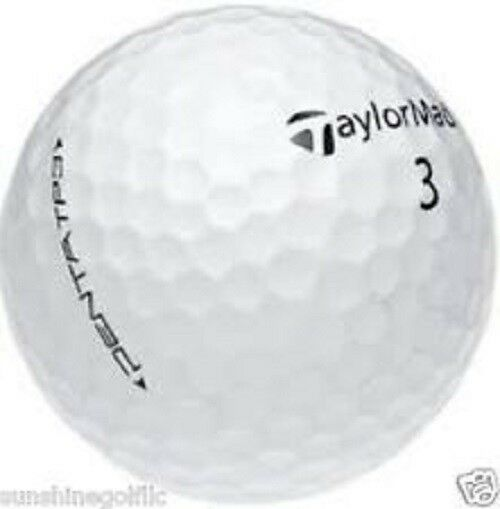 50 Taylormade Penta TP Mix Used Golf Balls AAA - Free Shipping