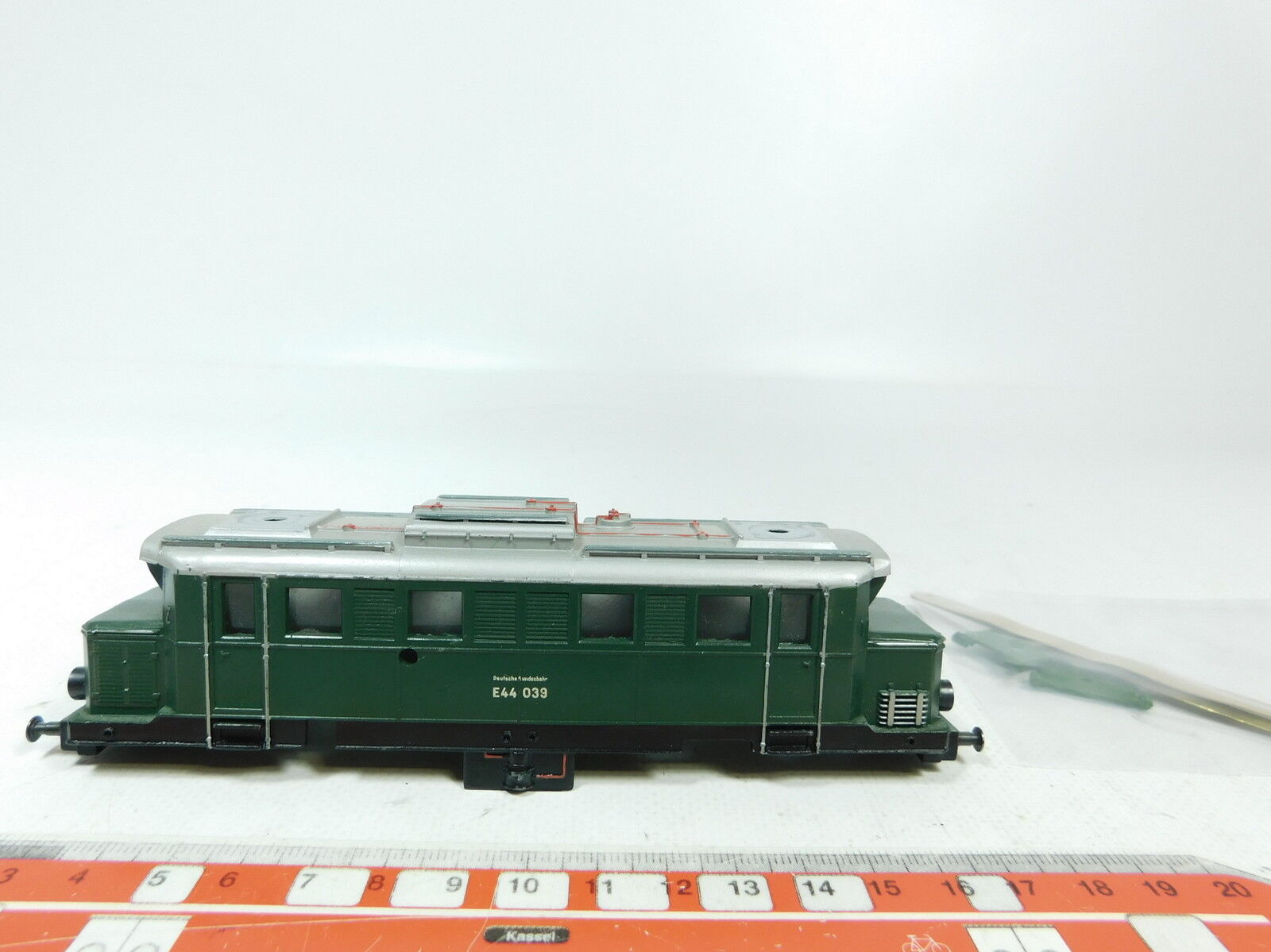 AK139-0,5  Märklin Marklin H0 Cast Iron Casing E44 039 Deutsche Bundesbahn