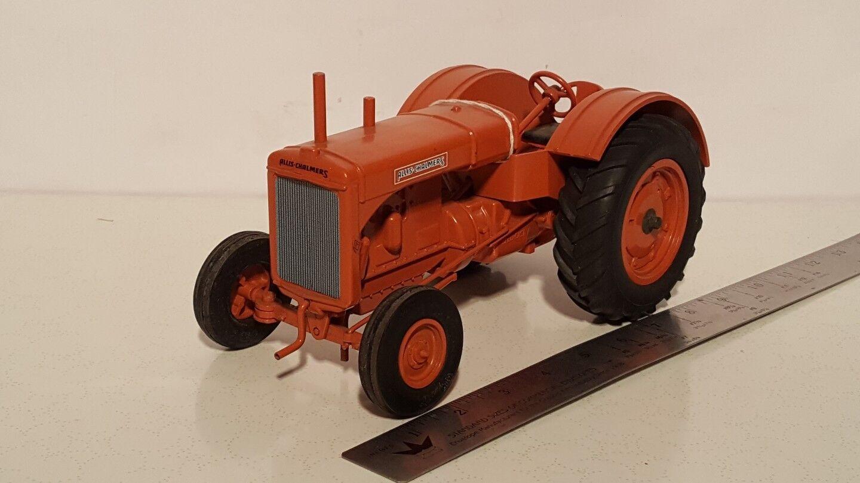 ERTL ALLIS CHALMERS 1 16 DIECAST METAL Farm tracteur REPLICA DE COLLECTION